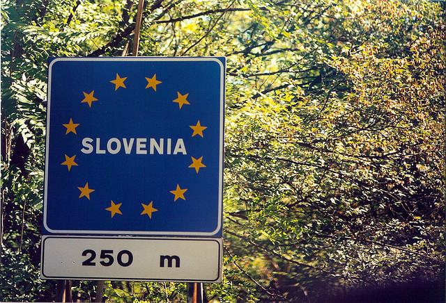frontière slovénie