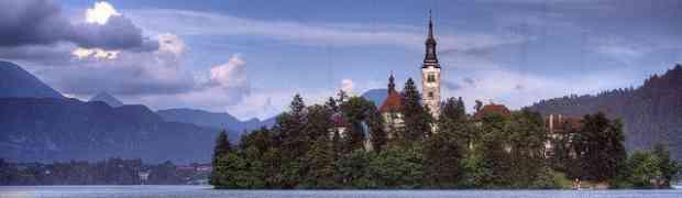 Que faire au lac de Bled sous la pluie?