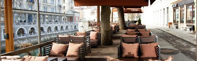 prix dans les cafés à Ljubljana