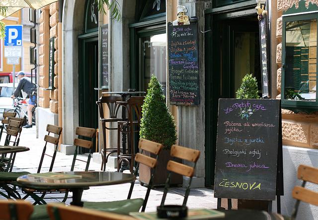 ljubljana restaurant