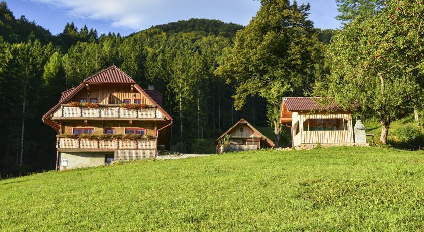 logement nature slovenie