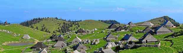 Velika Planina, la plus belle balade des alpes juliennes !