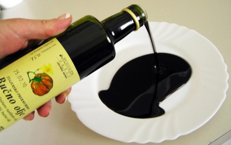 huile pépins de courge slovenie