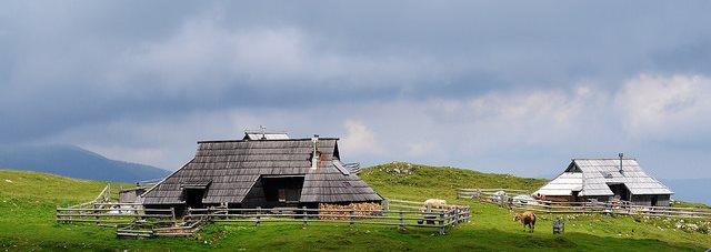 belle randonnée en slovenie