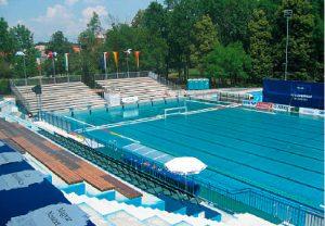 piscine lubiana