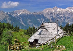 slovènie randonnée