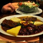 Ou manger des spécialités locales dans le centre de Ljubljana?