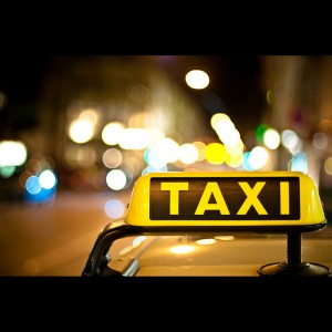 slovénie taxi