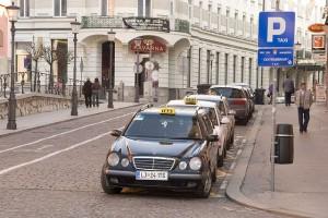 taxi hotel ljubljana