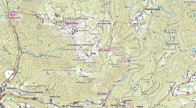 velika planina rando slovénie