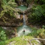 Où faire du canyoning en Slovénie?