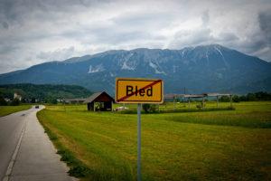 rejoindre lac de Bled de Ljubljana