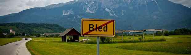 Lac de Bled, faire du tourisme