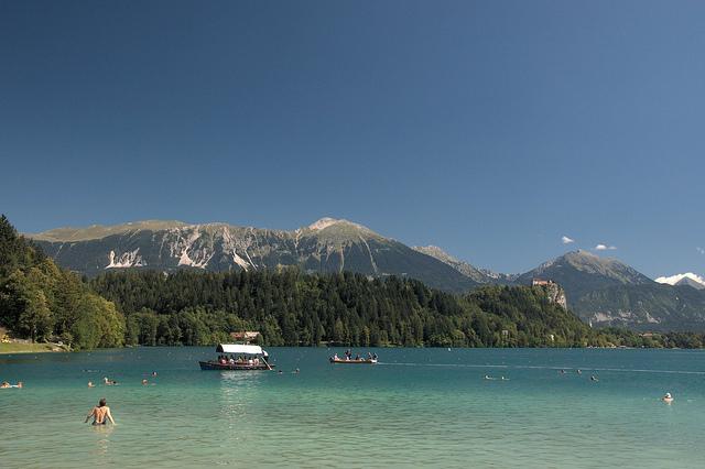 lac bled tourisme
