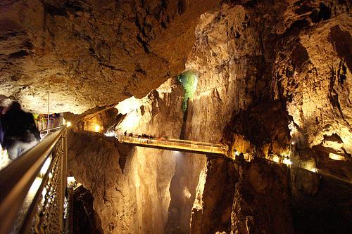 grottes unesco Skocjan
