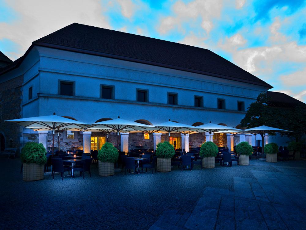 bon restaurant traditionnel ljubljana