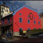 Vos ados vont adorer ce restaurant de Ljubljana.