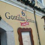Un bon dîner au restau à Ljubljana (Lubiana) pour 4€