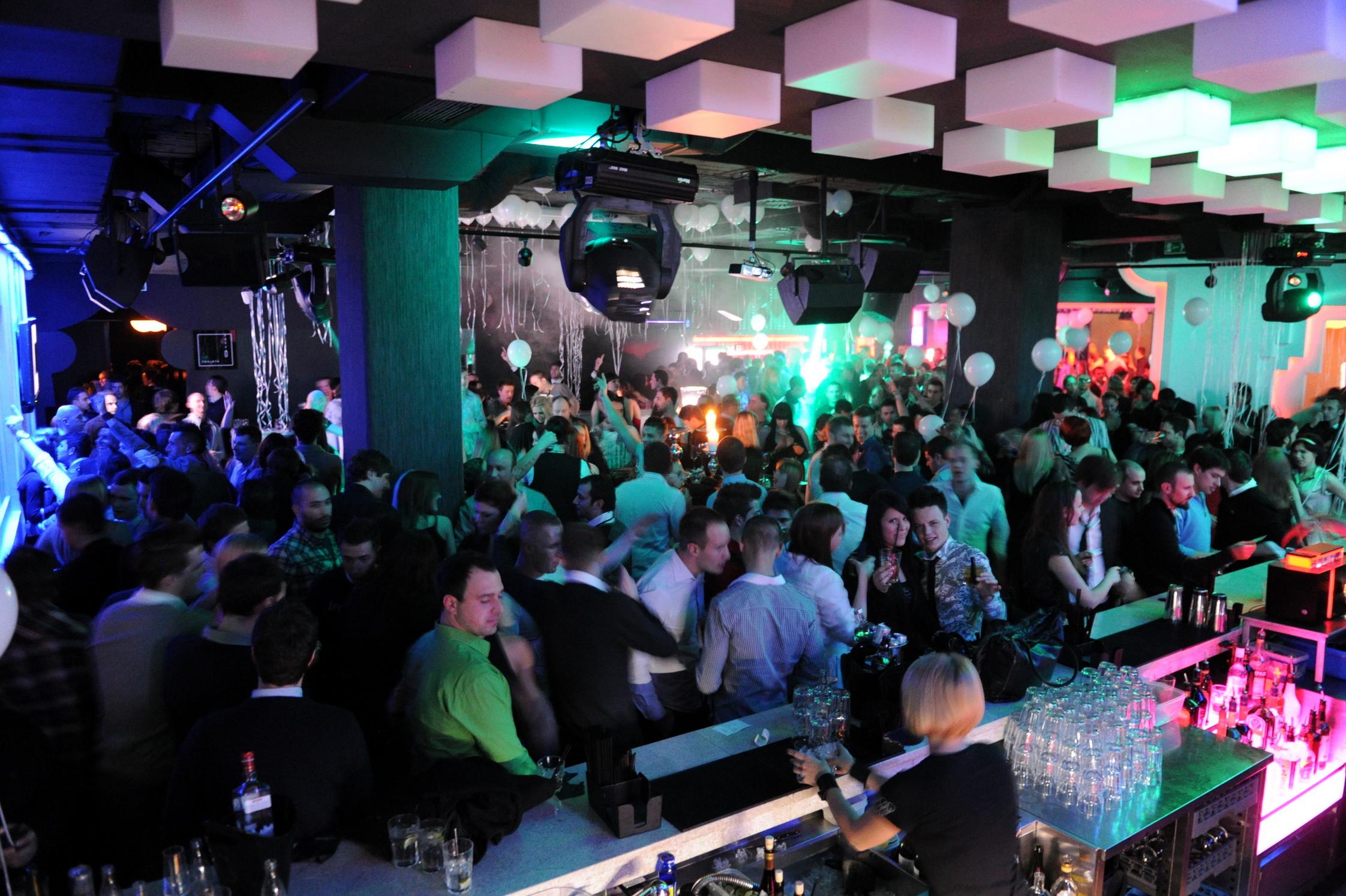 les clubs et les boîtes de nuits homosexuelles