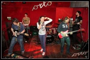 Bar rock à Ljubljana