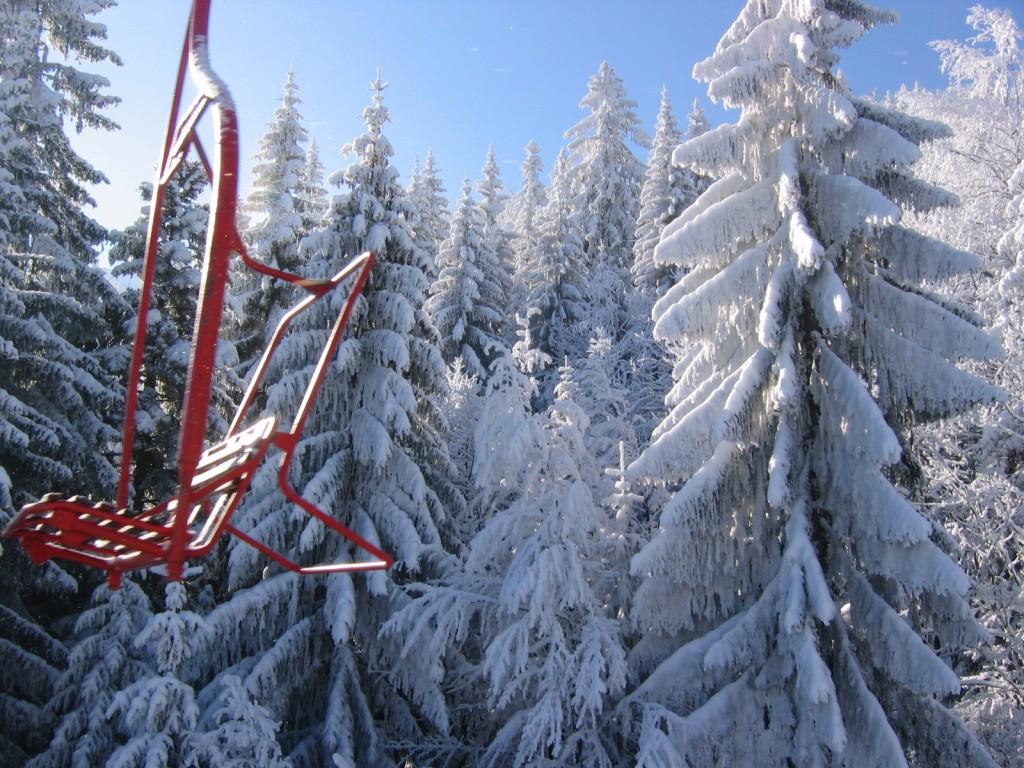 skier slovenie