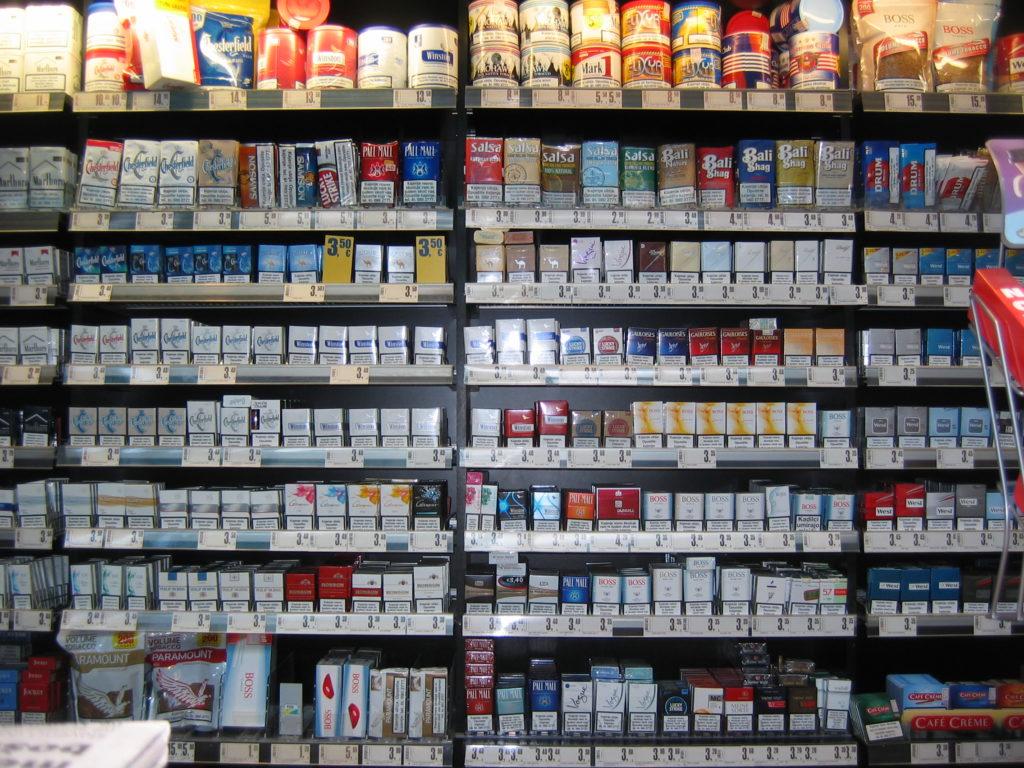 prix cigarettes slovénie