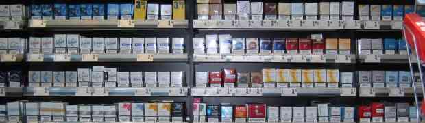 Le prix des cigarettes en Slovénie