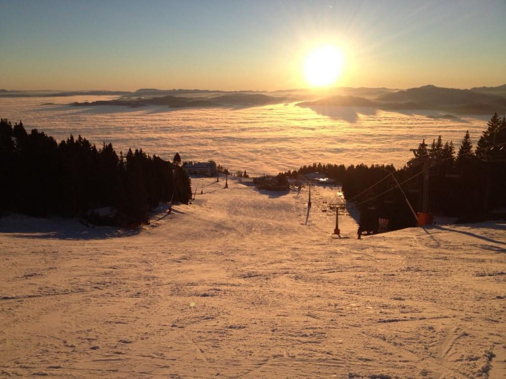 ski slovenie