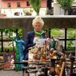 Ne loupez pas le marché aux puces de Ljubljana