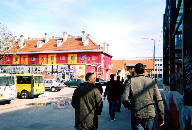 auberge de jeunesse Ljubljana