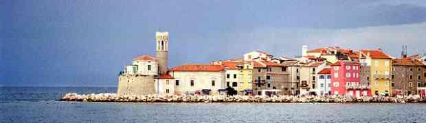 Piran (slovénie) - Venise (Italie) en Ferry !