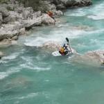 Un séjour sportif au lac de Bohinj et camping