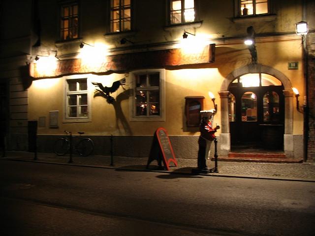 restaurant ljubljana