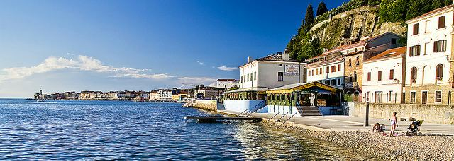 ballade slovénie mer