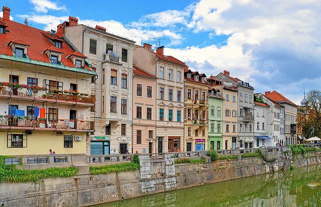 visite de Ljubljana