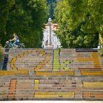 Une balade en forêt dans Ljubljana – Parc Tivoli