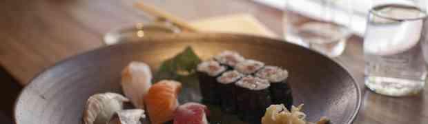 Un excellent restaurant japonais à Ljubljana