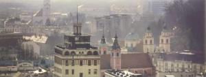 bar ljubjana en haut immeuble