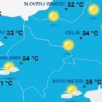 Que faire quand il fait très chaud en Slovénie ?