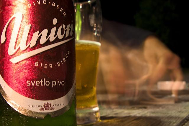 bière union slovénie