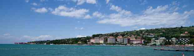 L'avis d'un vacancier français sur Portoroz