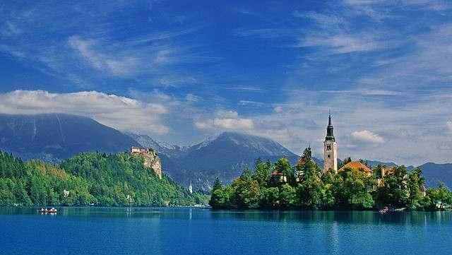 bled slovénie que faire visite