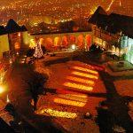 L'été, des films en plein air au château de Ljubljana !