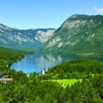 Aller au lac de Bohinj (Bus, voiture et train)
