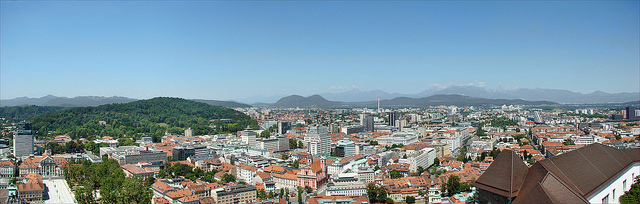 ou dormir à Ljubljana
