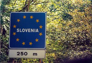 entrer en slovenie passeport