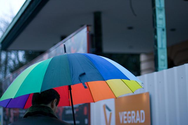sloévnie parapluie
