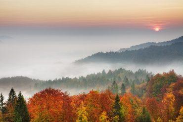 joli paysages en slovénie