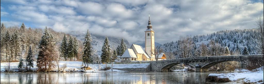 lacs de slovénie
