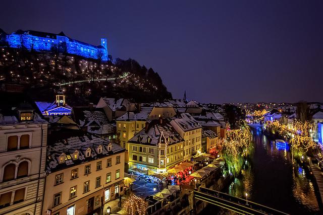 décembre en slovénie